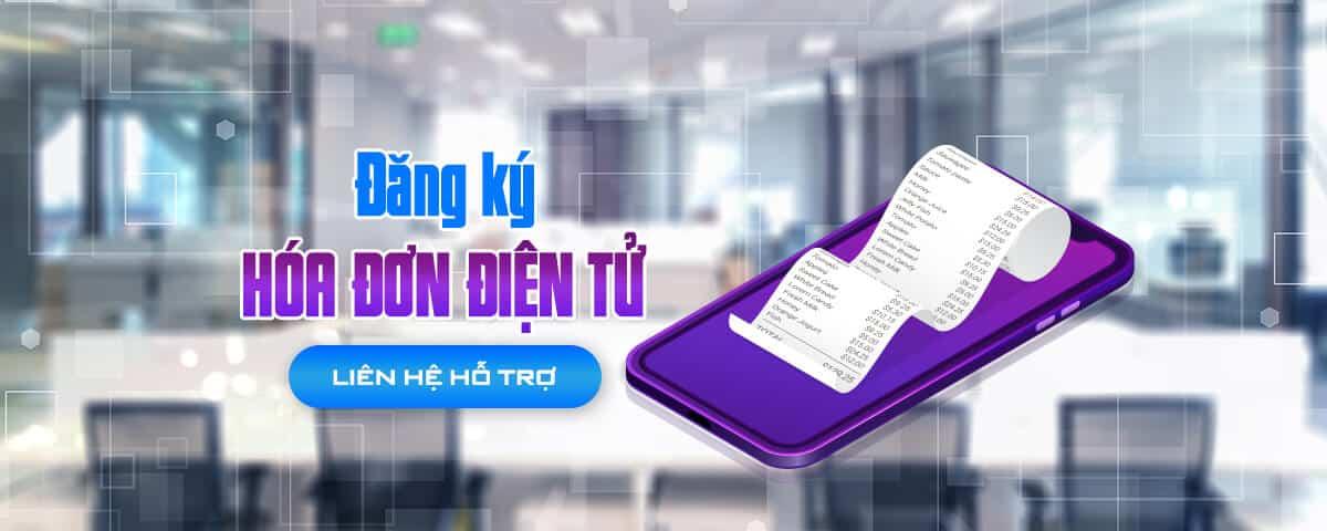 Đăng ký hóa đơn điện tử tại TPHCM