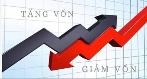 thay đổi vốn điều lệ công ty cổ phần