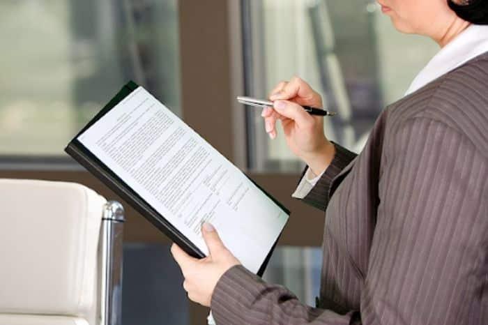 Chuẩn bị bộ hồ sơ đầy đủ