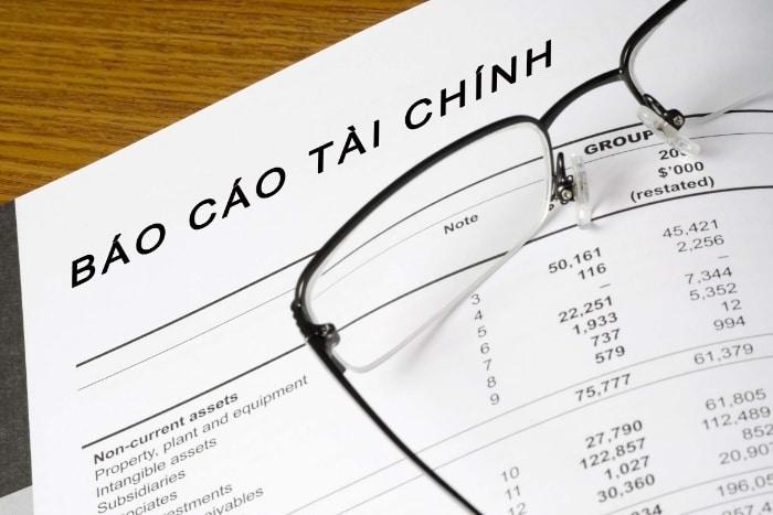 Quy định của nhà nước về báo cáo tài chính nộp cho cơ quan thuế