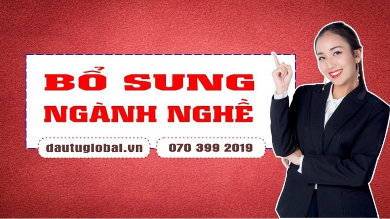 Dịch vụ bổ sung ngành nghề kinh doanh của Global T&G