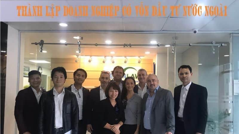Những lưu ý khi thành lập Công ty có vốn đầu tư từ nước ngoài