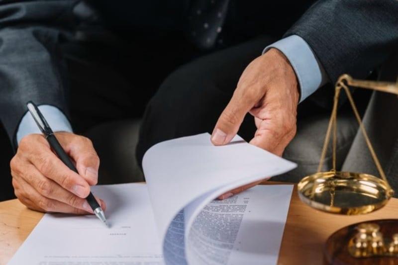 Chữ ký người chuyển đổi trên hóa đơn điện tử