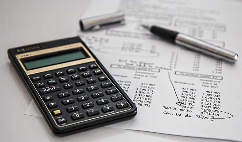 giá dịch vụ khai báo thuế